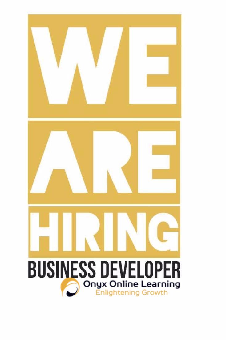 Vacature Business developer