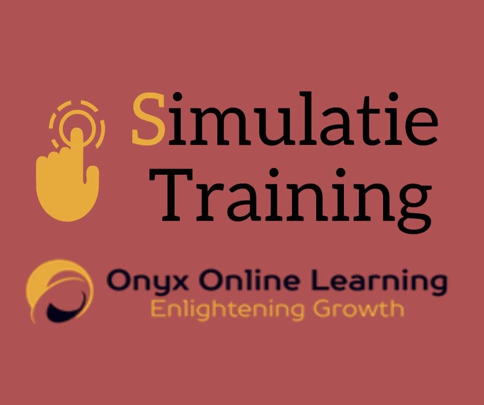 Simulatie Training voor bedrijven