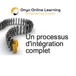 processus integration Onyx Online Learning