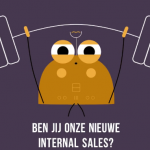 Vacature Internal Sales