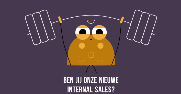 Vacature Internal Sales