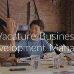 Vacature Business Development Manage