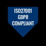 ISO27001compliant