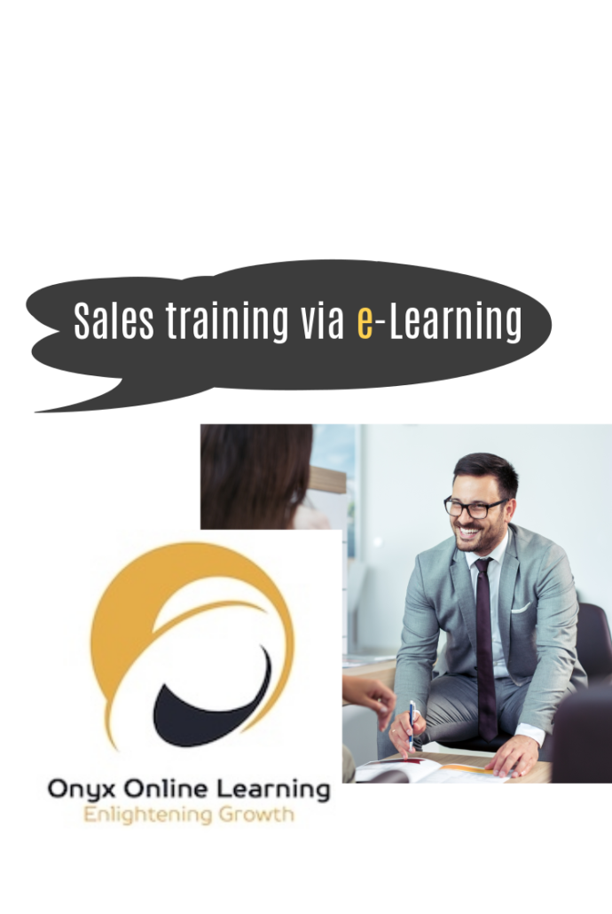 e-Learning voor sales teamss