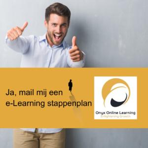e-Learning stappenplan