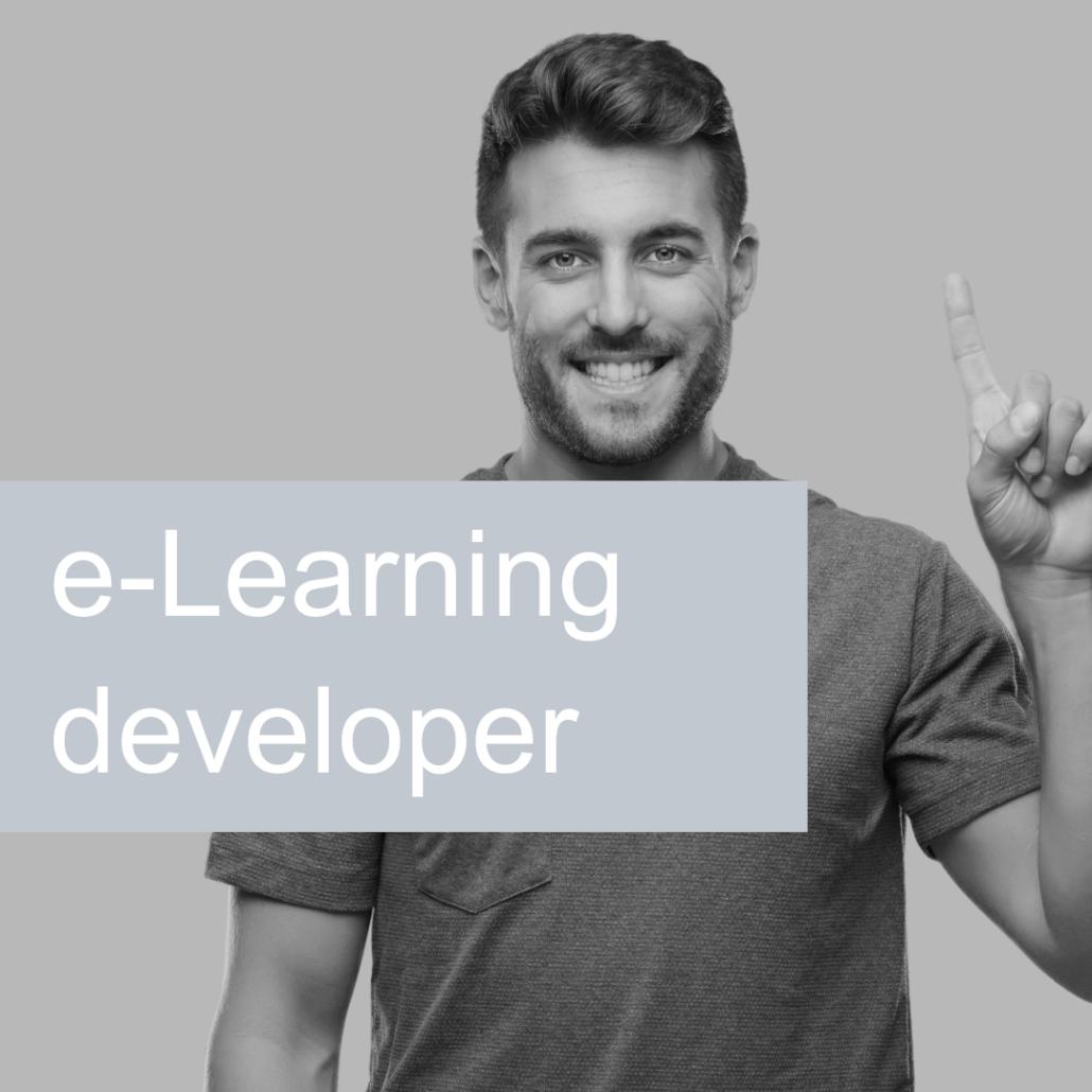 vacature e-learning developer