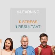 Minder stress, meer resultaat