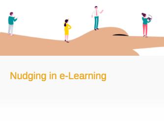 Nudging en e-Learning